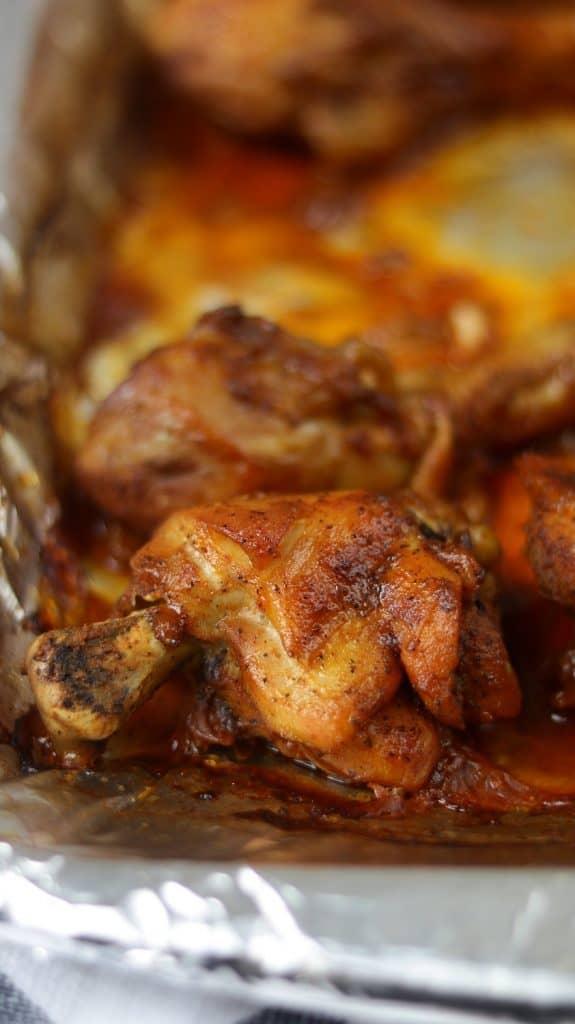 chicken leg and thigh quarters recipes