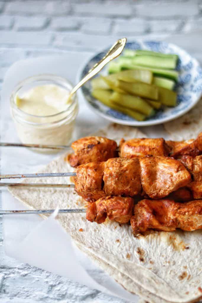 chicken tikka oven recipe