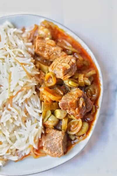 fava bean stew