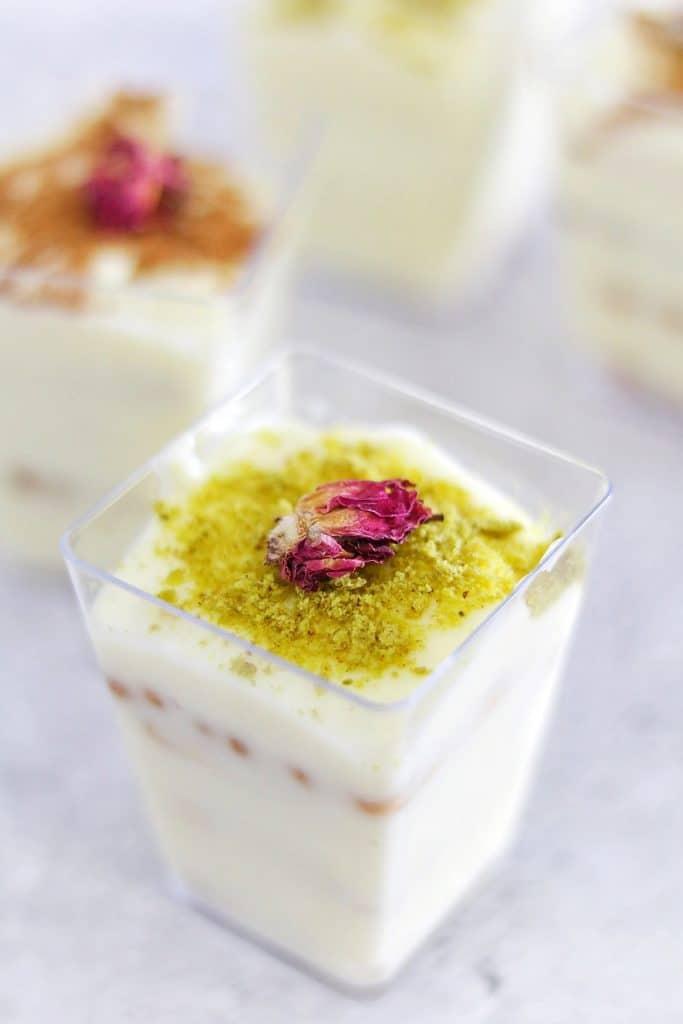 This Mahalabia recipe is very easy.