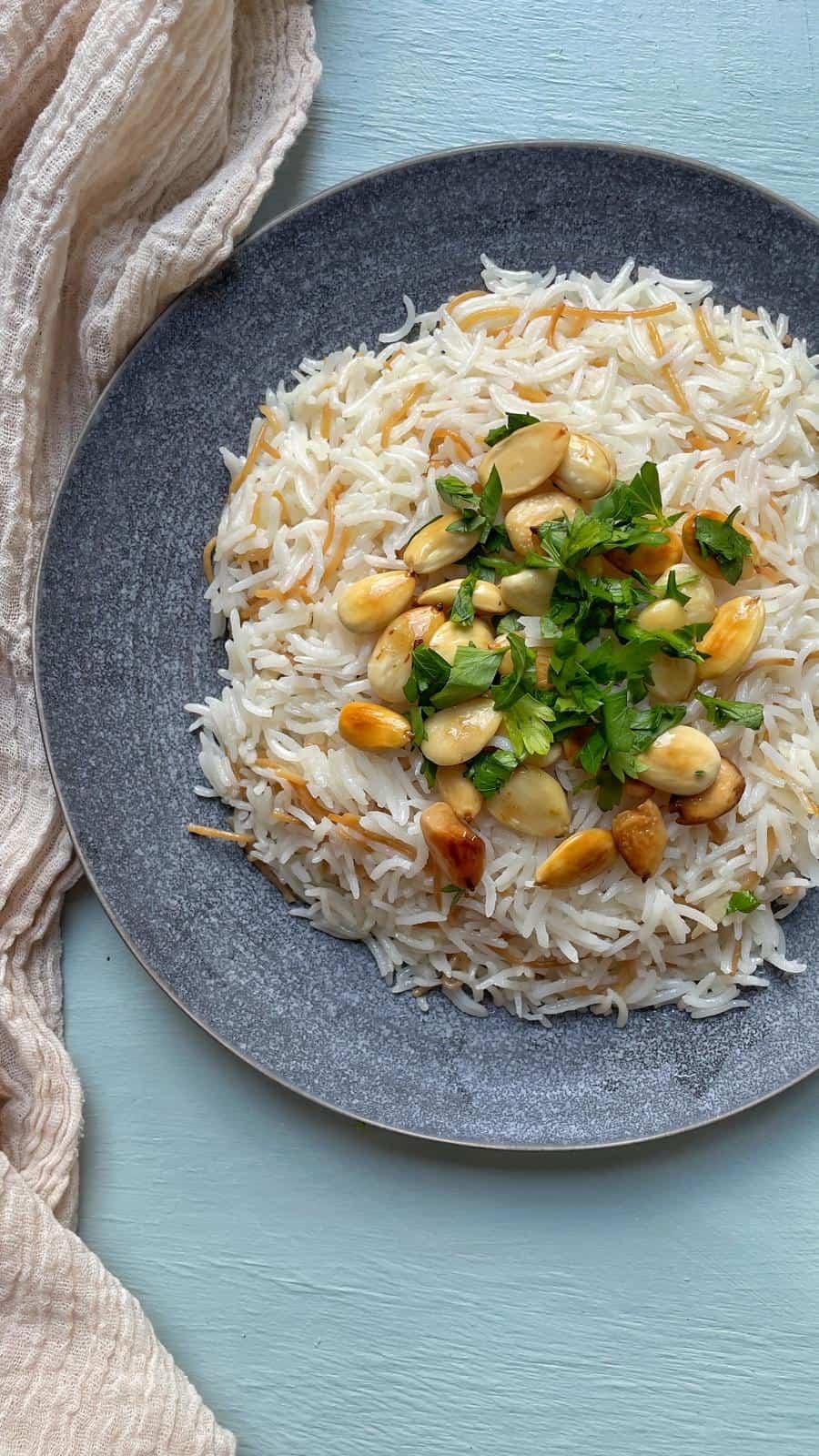 Instant Pot Vermicelli Rice